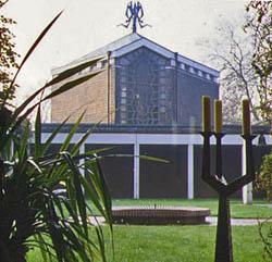 Kardinal-Hengsbach-Haus: Seminarkirche