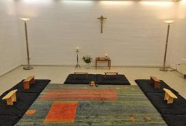 Meditationsraum im Pfarrzentrum St. Urban