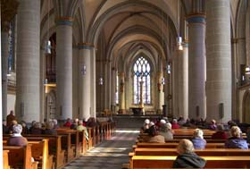 Im Essener Münster