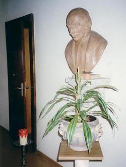 Büste des Vinzenz Pallotti