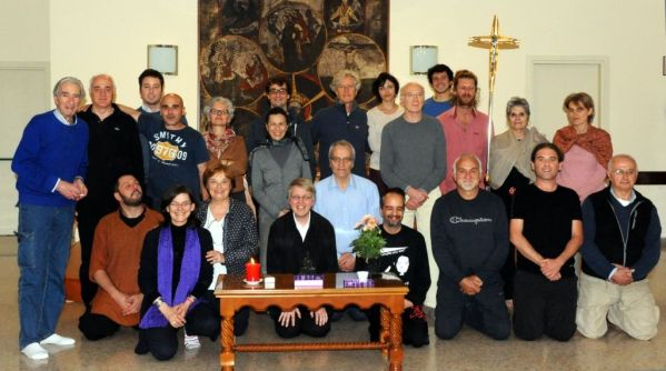 Sesshin in Rom 2013